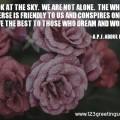 Abdul kalam Inspirational words