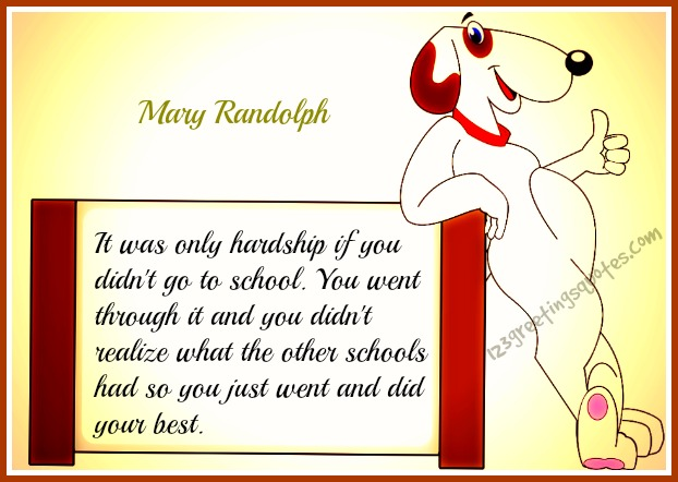 Mary Randolph Carter Quotes & Sayings -Virginia Housewife Images