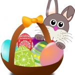 Easter Bunny wall paper HD