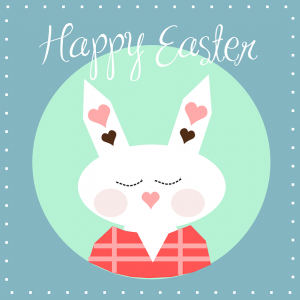 Easter Bunny wall papers HD
