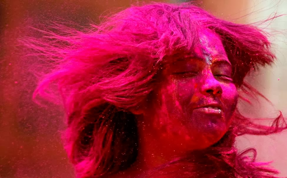 Facebook Cover Image for Holi