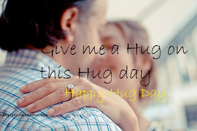 Hug Day 2016 Date
