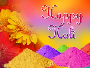 Happy Holi whatsapp status 2016