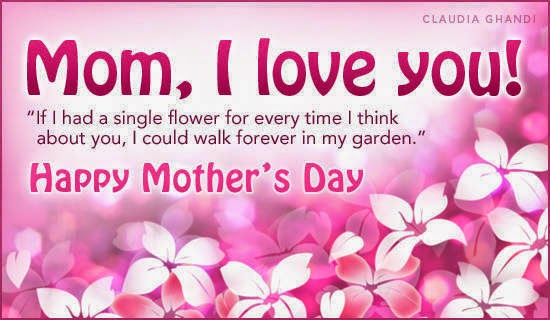Wish Mother's Day by Poems, Quotes and Images