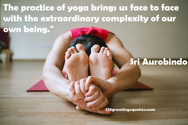 Yoga quotes images
