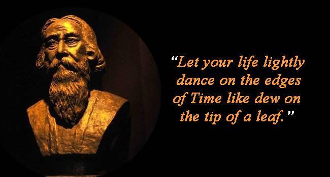 Rabindranath Tagore Quotes - KANNADA