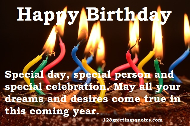 Birthday Quotes Images 1