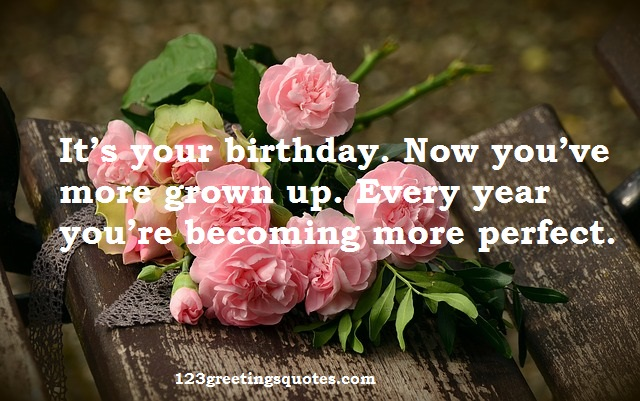 Birthday Quotes Images 2