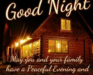 god bless you good night GIF with quote