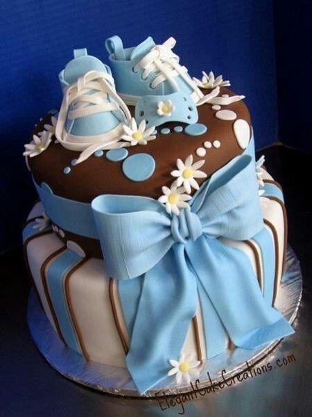 boys Baby Shower Cakes