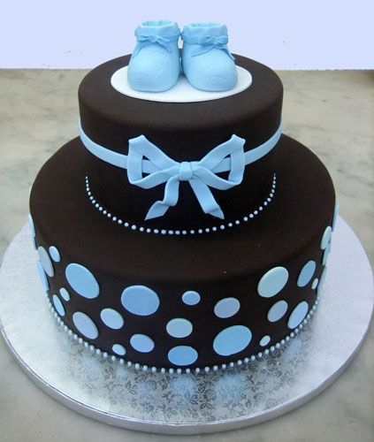 unique Baby Shower Cakes for Boys