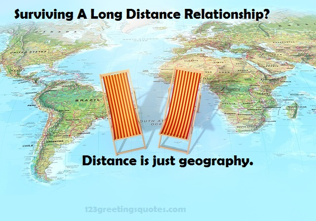 Motivational Quotes For Long Distance Relationships