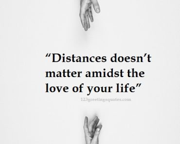 inspirational quotes for long distance relationship