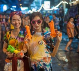 SONGKRAN  Festival Date -Thailand Bangkok Meaning History  Quotes Images Messages