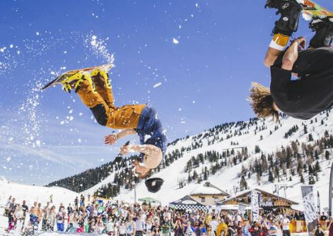 Snowbombing = Dates Venues + Lineup + Pricing + Accommodation