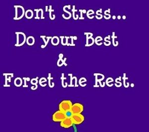 Stress Quotes Images: