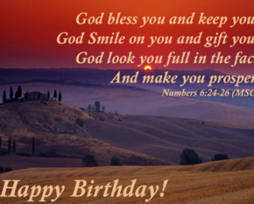 Motivational Happy Birthday Letter - Inspirational Birthday Wishes Quotes Images
