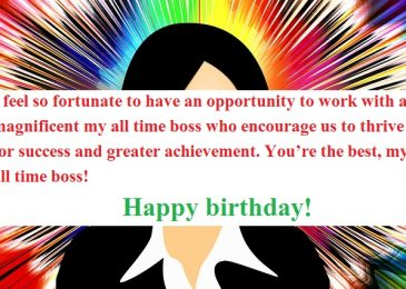 Birthday Wishes for Your Ex Boss - Happy Birthday Lady Ex- Boss