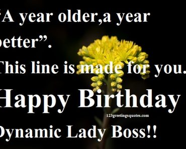 Happy Birthday Boss Lady Wishes - Head Madam Birthday Wishes