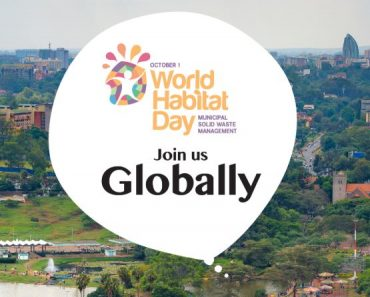 World Habitat Day 2018 Theme Date Activities Poster Information Celebration