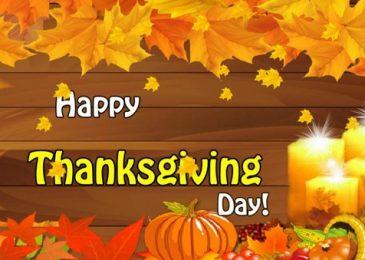 Canadian Thanksgiving 2018 greetings