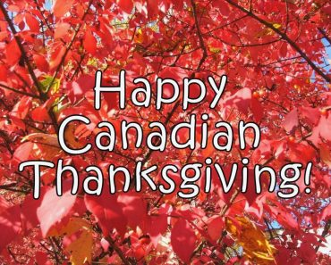 Canadian Thanksgiving 2019 Date Greetings History