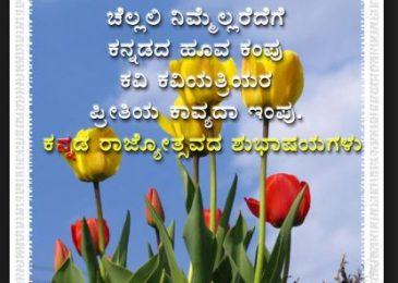 Karnataka Rajyotsava Essay In Kannada Language Pdf - ಕನ್ನಡ ಪ್ರಬಂಧ 2018