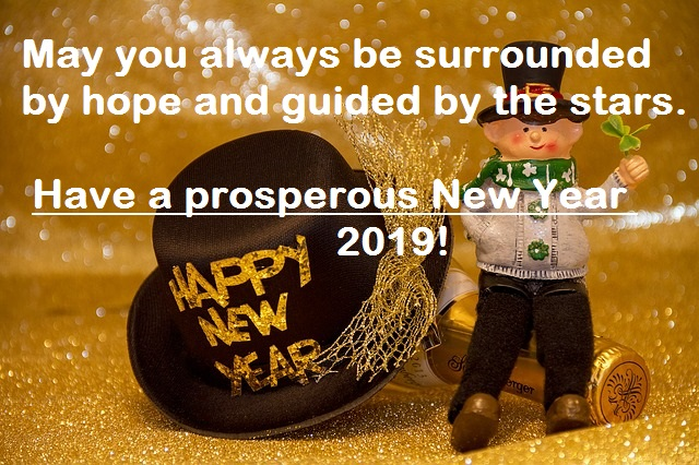 formal happy new year messages 2019
