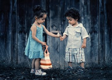 Marriage Love Proposal for Childhood Friend